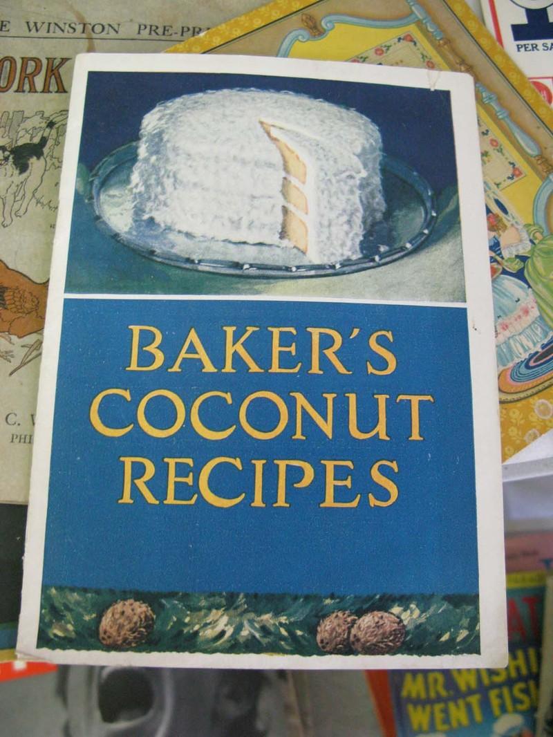 Bakerscoconut