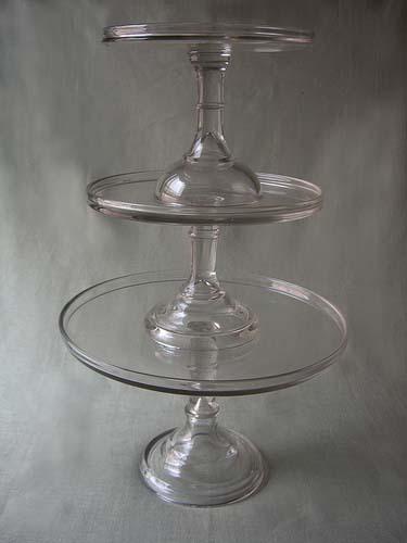 Glasscakepedestals